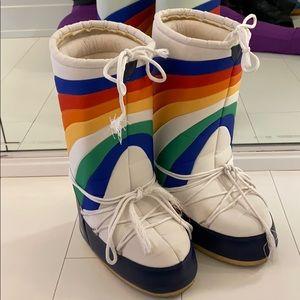 Tecnica Women's Rainbow Moon Boot Size Size 9